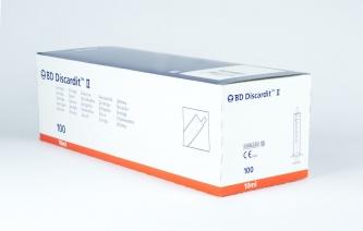 Strzykawki jednorazowe BD – Discardit II - 20ml