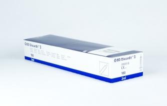 Strzykawki jednorazowe BD – Discardit II - 2ml