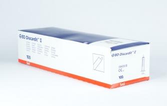 Strzykawki jednorazowe BD – Discardit II - 5ml