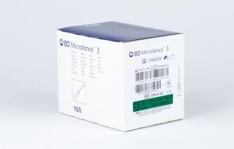 Igły iniekcyjne jednorazowe BD Microlance 3 - rozmiar 0,8x40