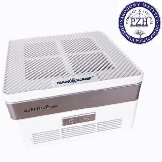 ASEPTICA cubic - oczyszczacz powietrza