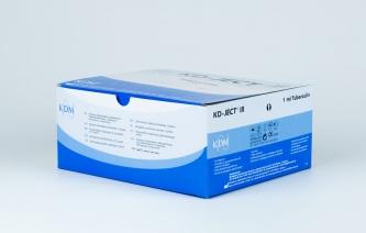 Strzykawka tuberkulinowa KDM 1ml z igłą 0,50x16mm