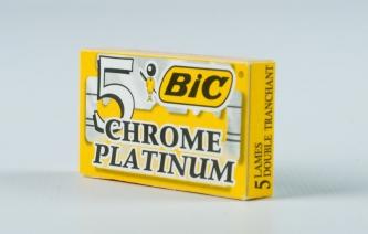 Żyletki do golenia BIC Platinium